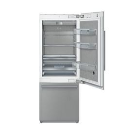Built-in fridge-freezer combination