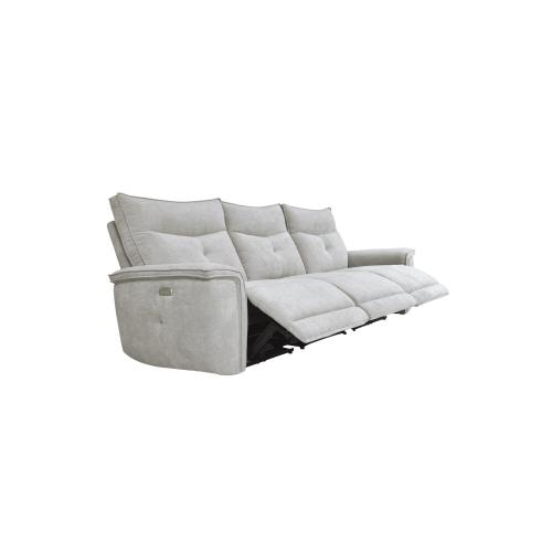 6-Piece Modular Power Reclining Sectional with Power Headrest and Right Chaise