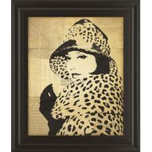 """""""Fashion News Il"""" By Wild Apple Graphics Framed Print Wall Art"""