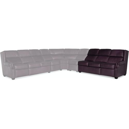 Bradington Young Sectionals 945 Cherrie Sectional