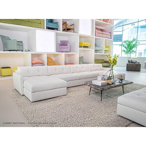 Carmet Sectional - American Leather