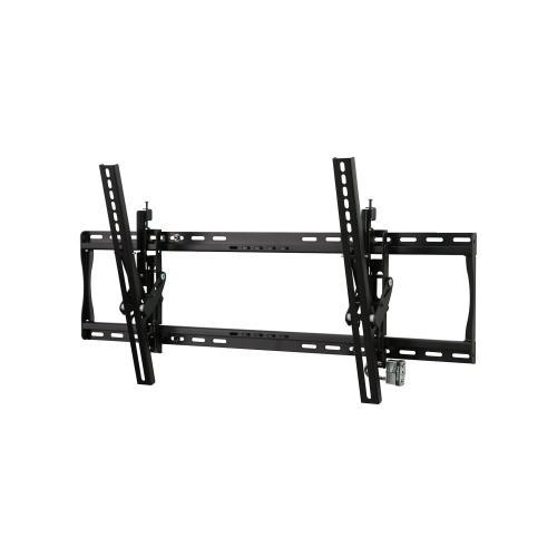 "SmartMountXT Universal Tilt Wall Mount for 39"" to 90"" Displays - Secuirty-screws / Black"