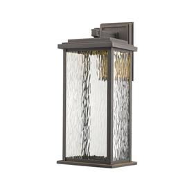 Sussex Drive AC9072OB Outdoor Wall Light