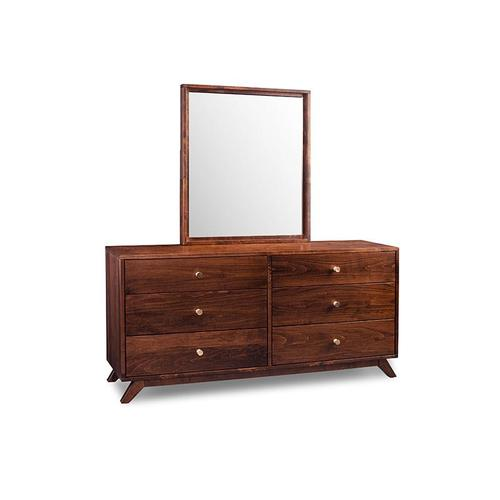 Handstone - Tribeca 6 Drawer Long Dresser
