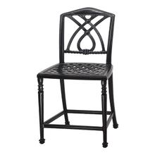 View Product - Terrace Cushion Stationary Balcony Stool w/o Arms - Welded