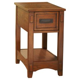 Breegin Chairside End Table