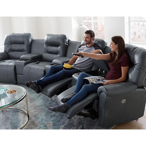 UNITY THEATER Reclining Sectional