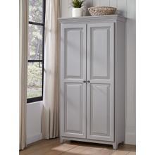 See Details - Pine 2 Door Pantry