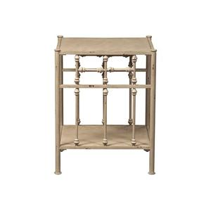Liberty Furniture Industries - Open Night Stand - Vintage Cream