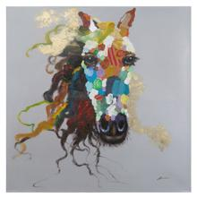 See Details - Horse of an Abstract Color