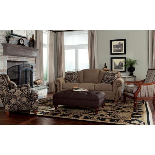 Gallery - Craftmaster Living Room Sofa 268550 Sleeper
