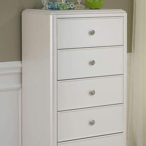 Liberty Furniture Industries - 5 Drawer Lingerie Chest