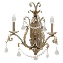 Swag Collection Two-Light Wall Sconce