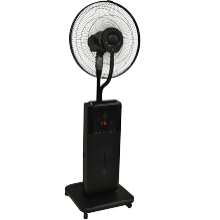 CZ500 MISTER FAN-BLACK W/BLUETOOTH & SPEAKERS Open Stock