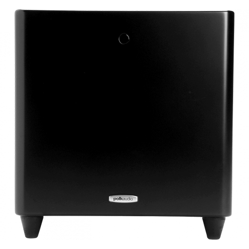 12-Inch High Performance Subwoofer in Black