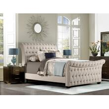 Richmond Upholstered Bed - Queen