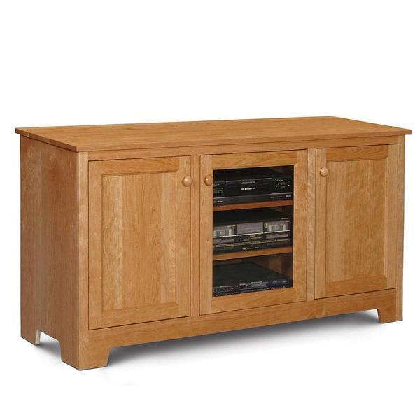 See Details - Shaker 3-Door TV Stand