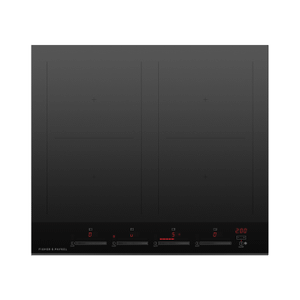 "Fisher & PaykelInduction Cooktop, 24"", 4 Zones, with SmartZone"