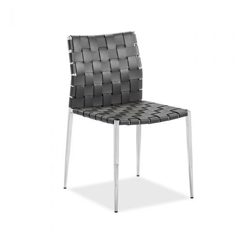 Logan Dining Chair - Grey