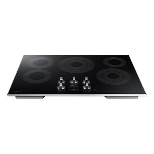 "30"" Smart Electric Cooktop in Stainless Steel"