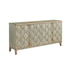 Nan's Quilted Sideboard