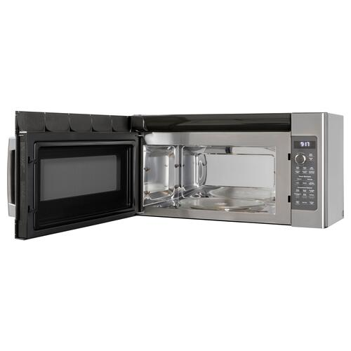 Product Image - GE Profile™ 1.7 Cu. Ft. Convection Over-the-Range Microwave Oven
