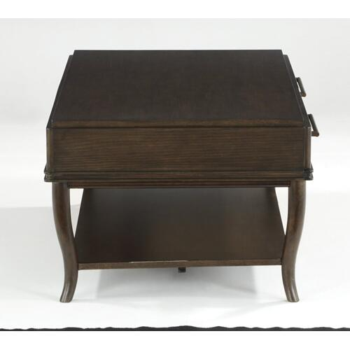 Penny Rectangular Coffee Table