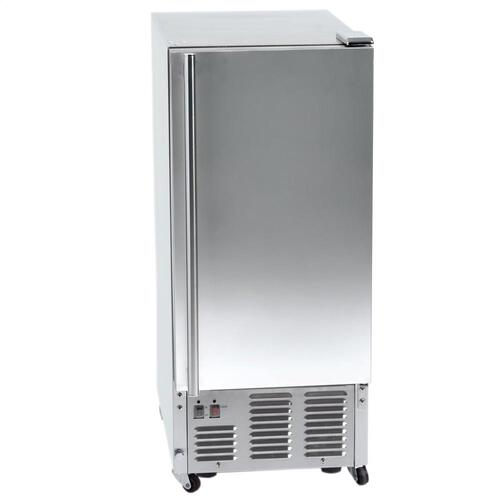 44 lb Outdoor Ice Machine