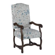 See Details - Fleetwood Arm Chair