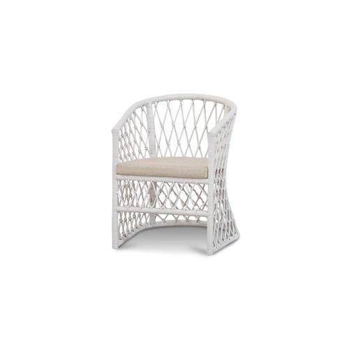 Aroha Chair - White Washed