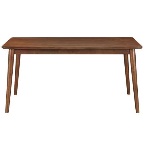 Accentrics Home - Draper Mid-Century Modern Rectangular Dining Table