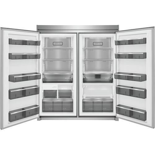 Frigidaire - Frigidaire Professional 19 Cu. Ft. Single-Door Freezer