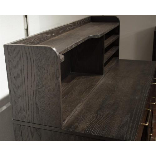 Vogue - Computer Credenza - Umber Finish