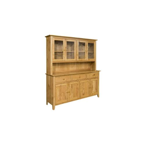 Country Estate Hutch Top