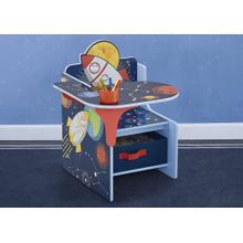 Space Adventures Chair Desk with Storage Bin - Space Adventures (1223)