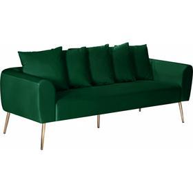 """Quinn Velvet Sofa - 80"""" W x 31.5"""" D x 34.5"""" H"""