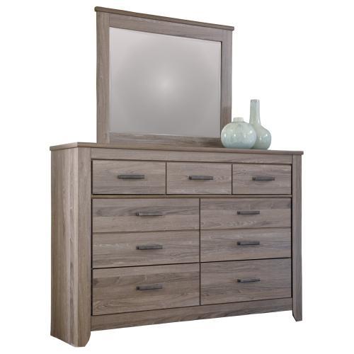 Zelen Dresser and Mirror