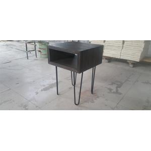 Hairpin End Table