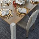 "Parker 84"" Dining Table Product Image"