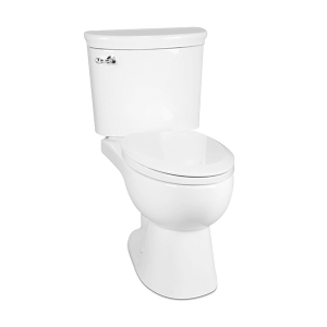 White PALERMO CLASSIC Two-Piece Toilet Product Image