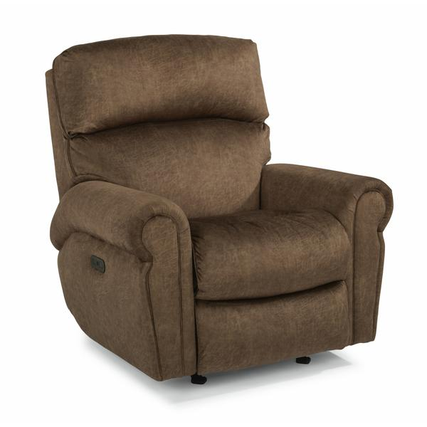 See Details - Langston Power Rocking Recliner with Power Headrest
