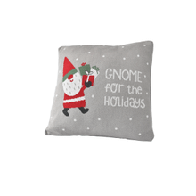 Gnome Knit Pillow