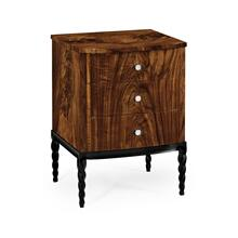 Black Barleytwist Chest of Drawers