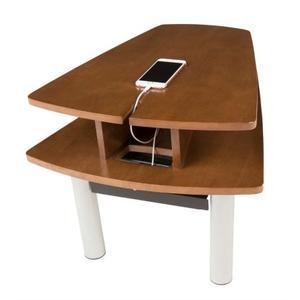 PC Media Table - Matte Black