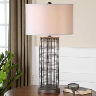 See Details - Engel Table Lamp