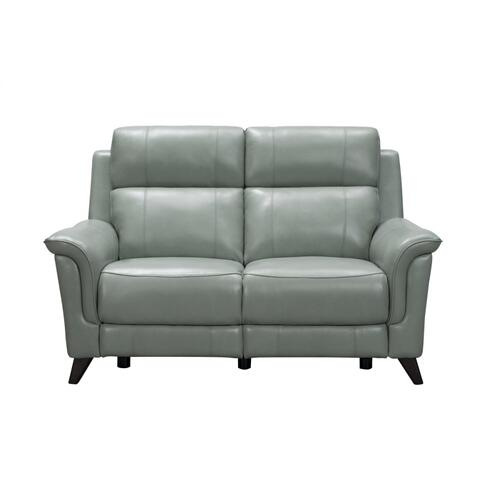 Kester Mint Loveseat