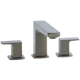 Safire 3-Hole Deck Mount Tub Filler Brushed Nickel