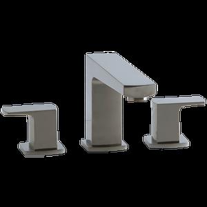 Safire 3-Hole Deck Mount Tub Filler Brushed Nickel Product Image