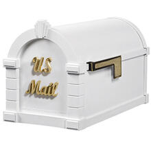 Signature KS-1S Keystone Series Mailbox