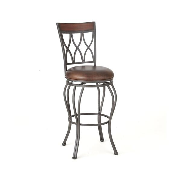 Wallen Swivel Barstool